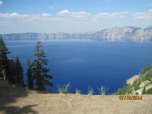 7-15-14 Crater Lake NP