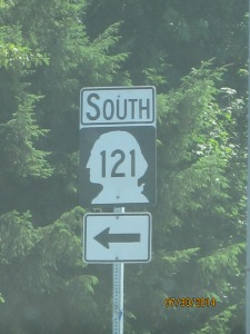 And how can you not like a state that has George Washington's profile on the highway signs?