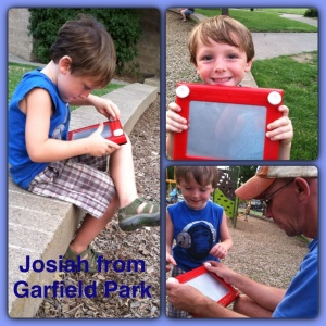 Josiah from Garfield Park.