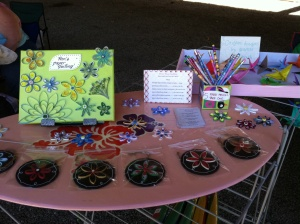 Sep 5, 2014 - craft display