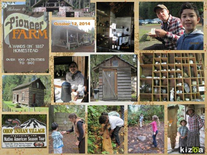 Pioneer Farm 10-12-14