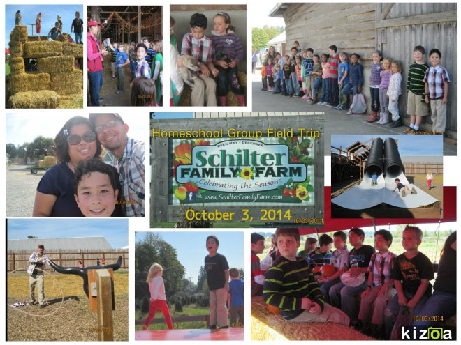 We attended a homeschool field trip to a local farm. Owen and his new friends picked out pumpkins, went on a hay ride, enjoyed the petting zoo and got lost in the corn maze.